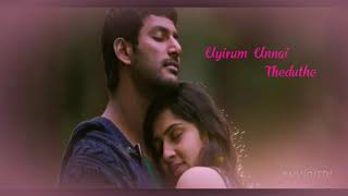 Idhayam unnai theduthe song