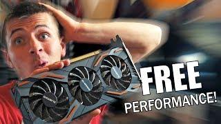 How to Overclock your GPU : Beginner Tutorial