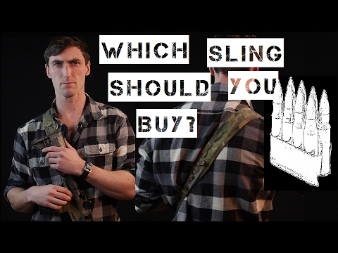 Basic Sling selection for the M4/AR-15