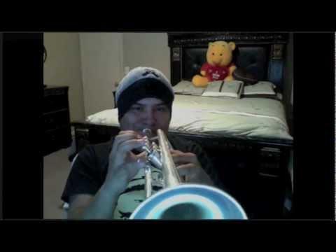 COMO TOCAR AGUDOS EN LA TROMPETA ALGUNOS CONSEJOS IVAN NAVA trompetista mexicano