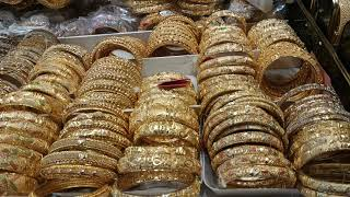 গাউছিয়া মার্কেটে মাত্র 200টাকায় মীনা কাজের বালা(Bala price).