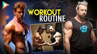 Hrithik Roshan Workout regime | Sexiest Man in Asia | Kris Gethin