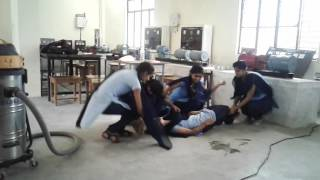 BASIC FIRST AID ELECTRICIAN SHOP [HINDI]