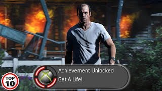 Top 10 Embarrassing Video Game Achievement - Part 2