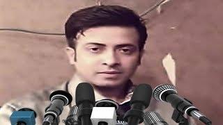 শাকিব খান নবাব সৃষ্ট ঝামেলায় নিজের কাফনের কাপড় পড়া নিয়ে মুখ খুললেন । Shakib khan Nabab News