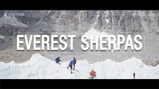 Everest Sherpas: 'They're not heroes. They're rockstars'