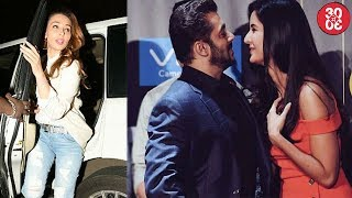 Iulia Vantur Gets Jealous Of Salman-Katrina