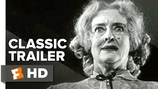 What Ever Happened to Baby Jane? (1962) Official Trailer - Bette Davis Movie