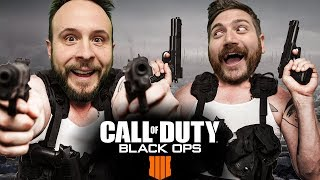 BLACKOUT ARTISTS - COD Black Ops 4 Gameplay