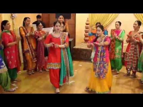 Best Punjabi Gidha of 2016 -Gidha- HD-