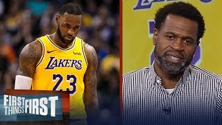 Stephen Jackson isn't buying Doc Rivers was warned about coaching LeBron | NBA | FIRST THINGS FIRST