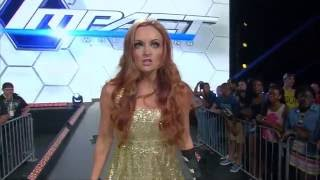 Maria tries to stop Gail Kim's Quest
