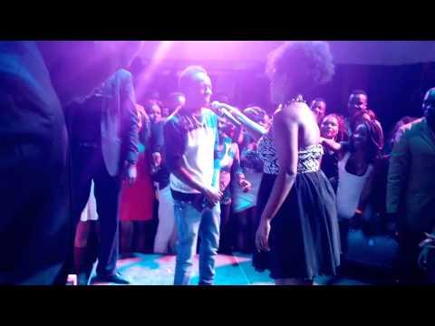 Amani doing sex dance on live performance part 2