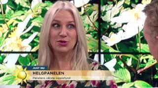 """Ann Söderlund: """"Jag är en hoarder!"""" - Nyhetsmorgon (TV4)"""
