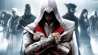 Assassin's Creed: Brotherhood All Cutscenes (Game Movie) PC Max 1080p HD