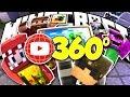 360 Minecraft Vr! | Minecraft Build Battle