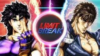 Jonathan VS Kenshiro (Jojo's Bizarre Adventure VS Fist Of The North Star)   Limit Break   S1E4