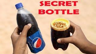 How To Make Secret Bottle - #WeeklyProject