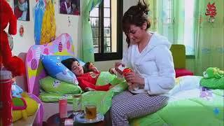 حنية رنا على نانسي والاعتناء بها   مسلسل بنات العيلة   الحلقة 26