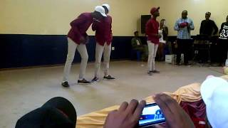 T.y free spirit dance crew #sbujwa correction