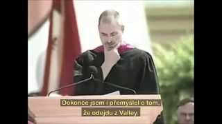 Steve Jobs - motivačná reč   INSTINKT.sk
