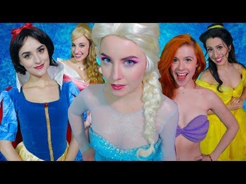 Frozen - A Musical feat. Disney Princesses