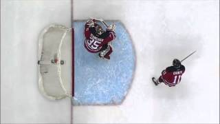 Toronto Maple Leafs at New Jersey Devils - Game in Six - 04/09/2016