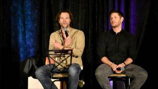 Jared and Jensen Panel SPNHous 2017