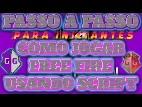 COMO JOGAR FREE FIRE HACK COM GAME GUARDIAN! PASSO A PASSO