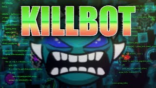 KILLBOT by Lithifusion - Geometry Dash 2.1 Upcoming Extreme Memory Demon
