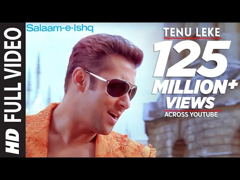 Xxx Mp4 Tenu Leke Full Song Film Salaam E Ishq 3gp Sex