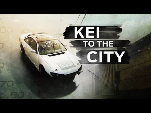 Kei To The City Drift Feature Film Japan