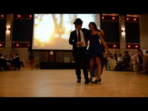 China Blue Semi formal Secret Performance Spring 2013