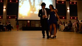 China Blue Semi-formal Secret Performance (Spring 2013)