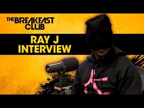 Ray J Talks Fatherhood, Branding & Hat Magic