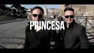 PRINCESA - RIO ROMA FT CNCO (LYRICS VIDEO) ESTRENO 2017