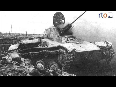 Niezwykłe znalezisko z czasów II Wojny Światowej W okolicach Nysy zatopiony czołg