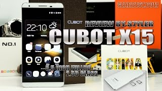Cubot X15 (Review) 5.5