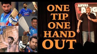 One Tip One Hand OUT | Stand up Comedy by Nishant Tanwar