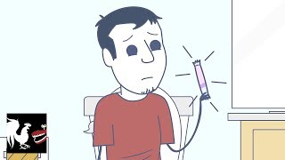 Rooster Teeth Animated Adventures - Andy Uses a Tampon
