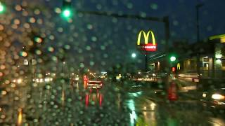XXXTENTACION - Jocelyn Flores while driving in the rain at night (RIP X)