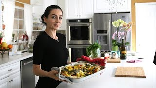 Roasted Trout & Veggies Recipe - Heghineh Cooking Show