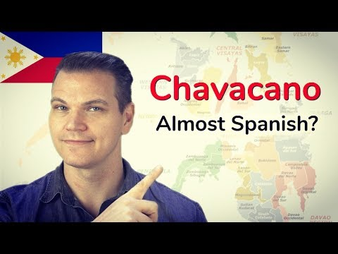 Chavacano The Spanish based Creole of The Philippines