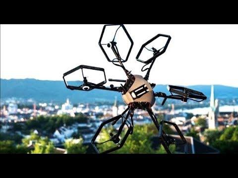 10 Amazing Strangest Drones