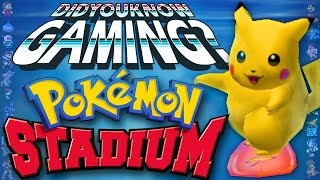 Pokemon Stadium (N64) - Did You Know Gaming? Feat. Dazz