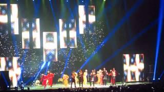 Slam tour - London , Chennai Express Lungi Dance