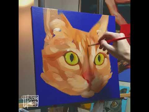 Xxx Mp4 Pussy 18 04 Time Lapse Painting By Jonny Ruzzo 3gp Sex