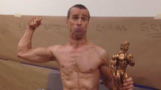 Bodybuilder With Cerebral Palsy Inspires Millions By Entering Competition