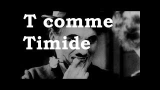 Charlie Chaplin - T comme Timide