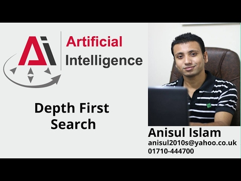 Depth First Search English Tutorial